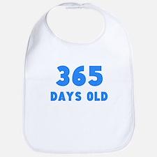 365 Days Old Bib
