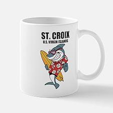 St. Croix, U.S. Virgin Islands Mugs