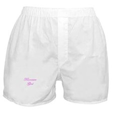 Tennessee Girl Boxer Shorts