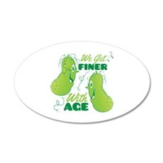 Finer With Age Wall Decal