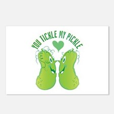 Tickle My Pickle Postcards (Package of 8)