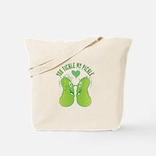 Tickle My Pickle Tote Bag