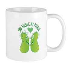 Tickle My Pickle Mugs