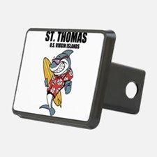 St. Thomas, U.S. Virgin Islands Hitch Cover