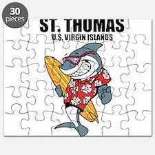 St. Thomas, U.S. Virgin Islands Puzzle