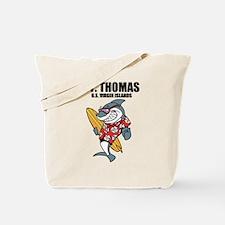 St. Thomas, U.S. Virgin Islands Tote Bag