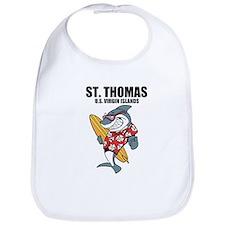 St. Thomas, U.S. Virgin Islands Bib