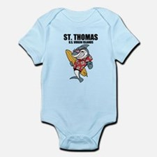 St. Thomas, U.S. Virgin Islands Body Suit