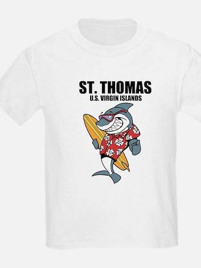 St. Thomas, U.S. Virgin Islands T-Shirt
