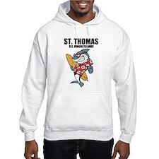 St. Thomas, U.S. Virgin Islands Hoodie