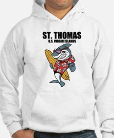 St. Thomas, U.S. Virgin Islands Hoodie