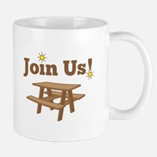 Join Us Mugs