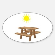 Picnic Table Decal