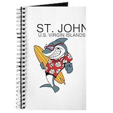St. John, U.S. Virgin Islands Journal