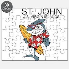 St. John, U.S. Virgin Islands Puzzle