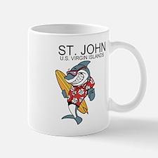 St. John, U.S. Virgin Islands Mugs