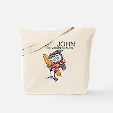 St. John, U.S. Virgin Islands Tote Bag