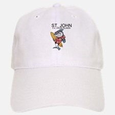St. John, U.S. Virgin Islands Baseball Baseball Baseball Cap