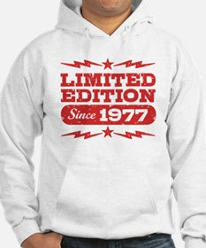 Limited Edition Since 1977 Hoodie