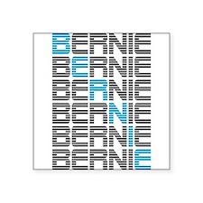 typographic BERNIE Sticker