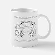 Ancient Mermaids Mugs