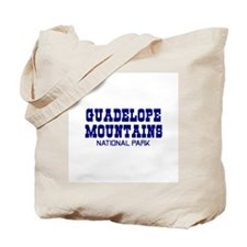 Guadelupe Mountains National Tote Bag
