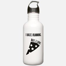I Hate Running but I l Water Bottle