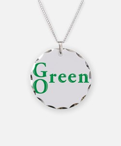 Go Green Necklace