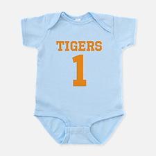 TIGERS 1 Infant Bodysuit