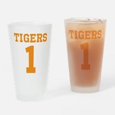TIGERS 1 Drinking Glass