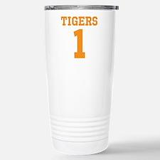 TIGERS 1 Stainless Steel Travel Mug