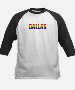 Dallas Pride Kids Baseball Jersey