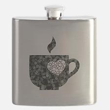 Cuppa Love Flask