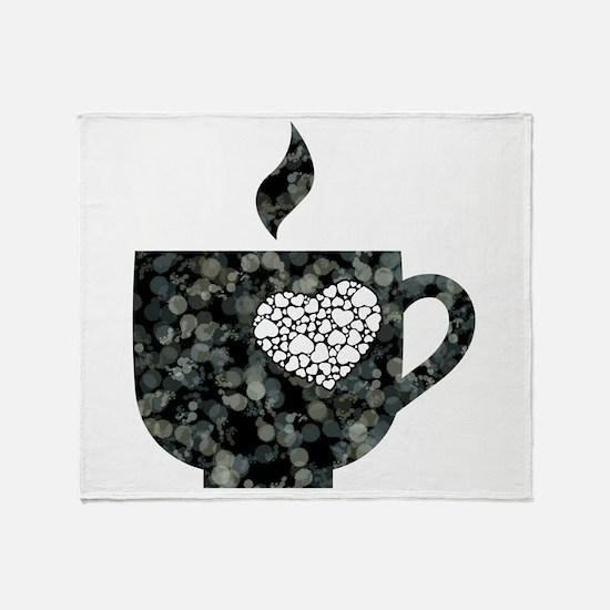 Cuppa Love Throw Blanket