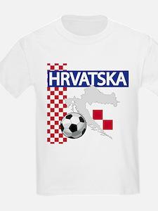 Hrvatska Soccer T-Shirt