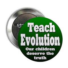 Teach Evolution Button