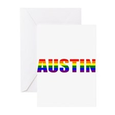 Austin, Texas Greeting Cards (Pk of 10)