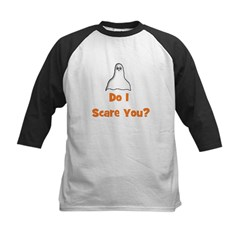 Do I Scare You? (ghost) Tee