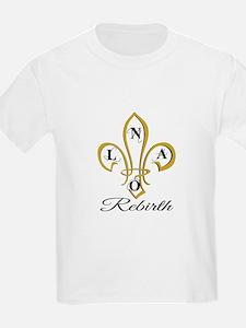 NOLA Rebirth Fleur de Lis T-Shirt