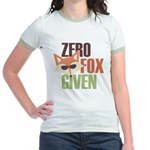 Zero Fox Given Jr. Ringer T-Shirt