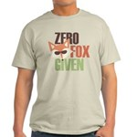 Zero Fox Given Light T-Shirt