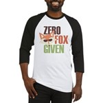 Zero Fox Given Baseball Jersey