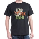 Zero Fox Given Dark T-Shirt