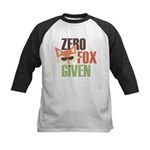 Zero Fox Given Kids Baseball Jersey