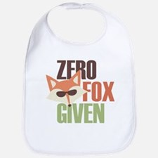 Zero Fox Given Bib