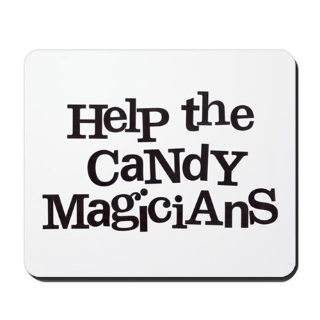 Help the Candy! Mousepad