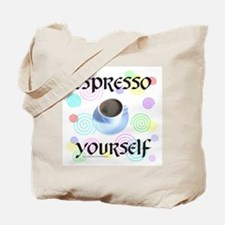 ESPRESSO YOURSELF Tote Bag