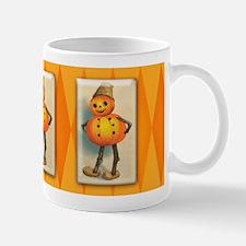 TLK007 Halloween Pumpkin Man Mug