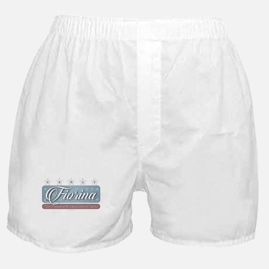 Cute Carley Boxer Shorts