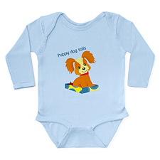 Cute Adorable Long Sleeve Infant Bodysuit